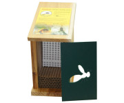 545.60B Highrise ***includes Leafcutter bees & Mason Bees