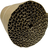 612.99 Corrugated wrap for summer mason bees