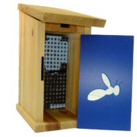 569.60 Highrise Summer leafcutter Bee Home