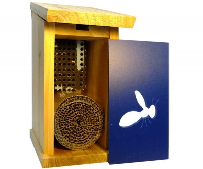 640.645SP Highrise for Summer Leafcutter bees & summer Mason Bees-limited numbers
