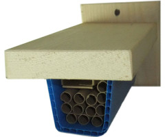 1806.13S Shuttle mason bee home+FREE refill