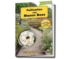 041sp Pollination with Mason Bees-SPECIAL -50% off