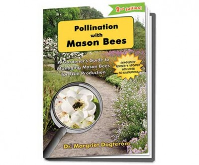 041 Pollination with Mason Bees-OUT OF PRINT!