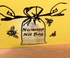 941.01 Net bag-wasp proof storage bags